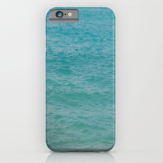 Maui: Aqua iPhone & iPod Case