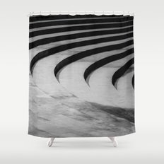 Amphitheater Shower Curtain