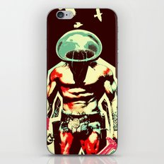 peace and quiet iPhone & iPod Skin
