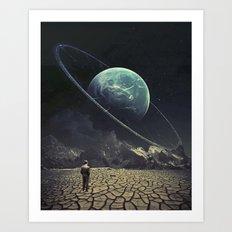 Scene from a Dream Art Print