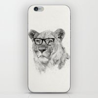 Wild Hipster iPhone & iPod Skin