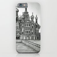 St. Petersburg, Russia iPhone 6 Slim Case