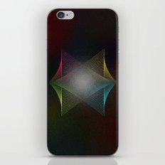 Geometrique 003 iPhone & iPod Skin