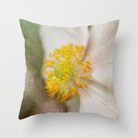 Fold The Whole Earth In … Throw Pillow
