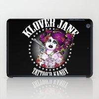 KLOVER JANE iPad Case