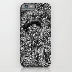Overtime at the Power Station Slim Case iPhone 6s