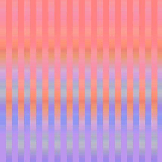 Oh So Stripy Art Print