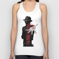 Tom Waits Unisex Tank Top