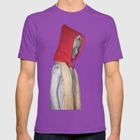 cappuccetto rosso Mens Fitted Tee Ultraviolet SMALL
