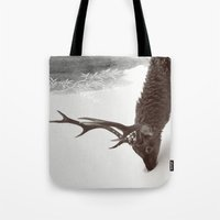 tender creature  Tote Bag