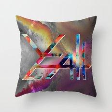 Big YEAH Throw Pillow