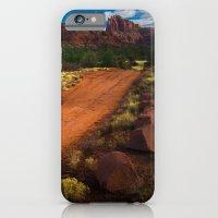 Red Desert Day iPhone 6 Slim Case