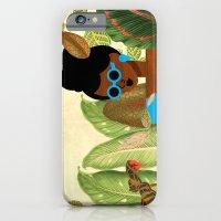Bayou Girl III iPhone 6 Slim Case