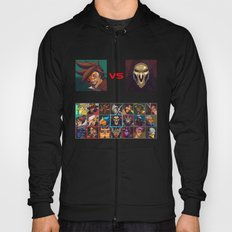 Select your Character! Hoody