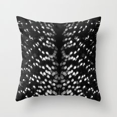 Upon Reflection I Throw Pillow