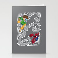 FUN - Spiderman Stationery Cards