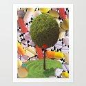 treeism Art Print