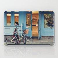Boulangerie iPad Case