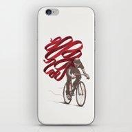 Loose Threads iPhone & iPod Skin
