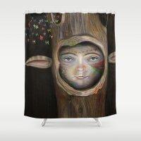 Tree Life Shower Curtain