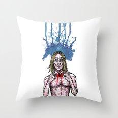 Pop Throw Pillow