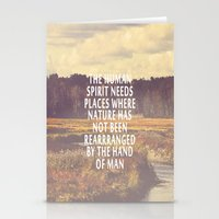 The Human Spirit Stationery Cards
