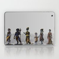 Alien Fantasy Race Laptop & iPad Skin