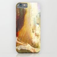 iPhone & iPod Case featuring And you are not here with me by Ganech joe