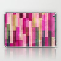 Pinks And Parallels Laptop & iPad Skin