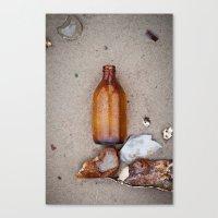Dead Horse Bottle 2 Canvas Print