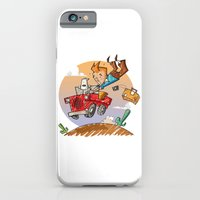 Tintin And Snowy! iPhone 6 Slim Case