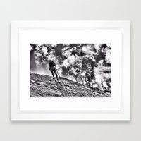 Repel  Framed Art Print