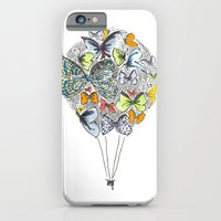 iPhone & iPod Case featuring Bows & Butterflies by Romina M.