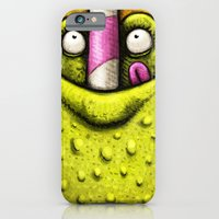 iPhone & iPod Case featuring Lemonade 1/3 by MaComiX