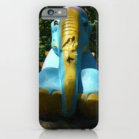 Stone elephant. iPhone 6 Slim Case