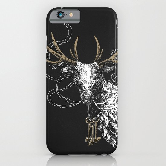 Oh Deer! Light version iPhone & iPod Case