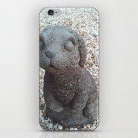 Beware of Bunny iPhone & iPod Skin