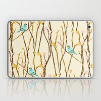 Pussywillow Landscape Laptop & iPad Skin