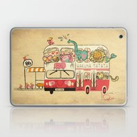 Hakuna Matata, The Childhood Bus Laptop & iPad Skin