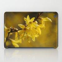 Gold Regen iPad Case