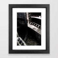 -087 Framed Art Print
