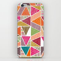 Roof Colorful iPhone & iPod Skin
