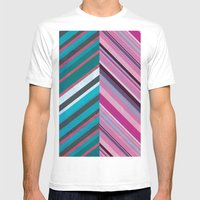 Pheonix Rising Mens Fitted Tee White SMALL