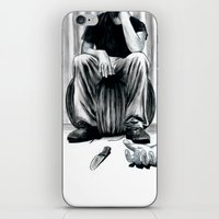 One Imbecile Less iPhone & iPod Skin