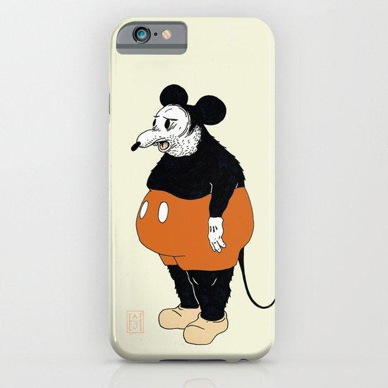 Mickey Da Rat iPhone & iPod Case