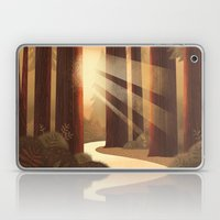 Redwoods Laptop & iPad Skin