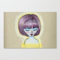 Cady Canvas Print