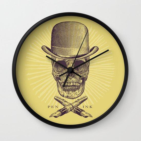 Dead Artist Wall Clock