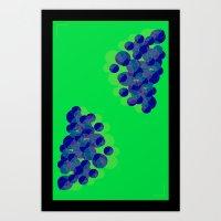 Geomo Poster 1 Art Print
