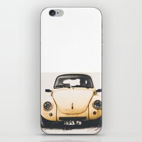 Beatle iPhone & iPod Skin